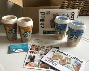 Gratis Starbucks testen