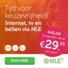Alles-in-1 voor maar € 29,95 per maand!