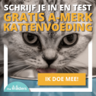 Gratis kattenvoer testen (Purina Pro Plan t.w.v. € 14)