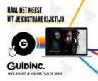 Gratis Guidinc magazine met Netflix en Videoland kijktips