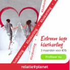 Twee maanden gratis daten bij Relatieplanet