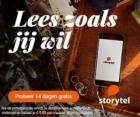 2 weken gratis luisterboeken met Storytel | Update!!