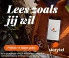 2 weken gratis luisterboeken met Storytel