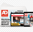 8 Weken het AD voor €4 + gratis bezorging | stopt vanzelf!