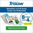 Bijna gratis: tot 8 weken Trouw voor €4 | Stopt vanzelf!