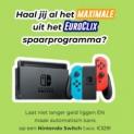 Win een Nintendo Switch (3x) & spaar voor cash geld