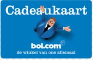 Gratis Bol.com cadeaukaart t.w.v. €150