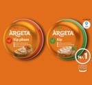 Gratis Argeta Kip of Kip pikant spread!