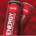 Probeer gratis Coca-Cola Energy (regular of no sugar)
