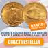 Gratis 'Duurste Gouden Munt ter wereld'