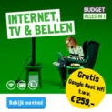Gratis Google Nest pakket t.w.v. € 259 bij TV & internet
