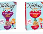 Test gratis de nieuwe ontbijtgranen van Kellogg's