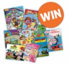 Zoek de verschillen en win een gratis kinderboeken pakket
