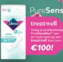 Gratis Libresse PureSensitive + kans op een Treatwell bon