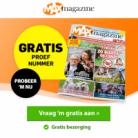 Gratis proefnummer MAX Magazine