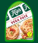 Gratis Vega producten van Kips proberen en testen