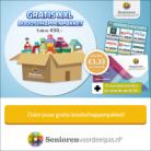 Gratis XXL Boodschappenpakket + 15 vouchers twv €100