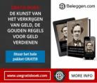 Gratis Beleggen-pakket t.w.v. € 238,75 (incl. toonaangevend boek)