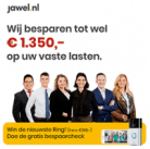 Gratis kans op RING video deurbel (€199)