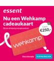 Gratis Wehkamp cadeaukaart t.w.v. €250 bij Essent