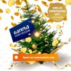 Gratis kerstboom naar keuze bij de Staatsloterij!
