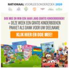 Gratis pakket kinderboeken + kans op jaarpakket (48 stuks)