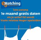 Gratis E-Matching en 3 gratis contacten