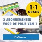 Gratis proefabonnement (€24,95) + Greetz Kaart (€2,95)