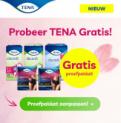 Gratis proefpakket TENA Vrouwen (Lady) of TENA Men