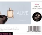 Gratis sample Hugo Boss Alive + sleutelhanger