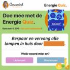 Quiz jezelf naar gratis shoptegoed van €200