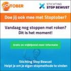 Gratis stoppen met roken tijdens Stoptober!