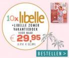 Gratis Libelle zomerboek t.w.v. €9,99