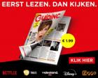 Gratis 1e proefnummer Guidinc. Magazine