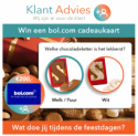 Winactie Sinterklaas: Gratis kans op Bol-bon t.w.v. €200!
