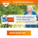 Gratis kans op straatje Staatsloten t.w.v. € 150 (en meer)