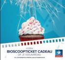 Gratis naar de bioscoop op je verjaardag! (of een dagje later)