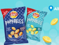 Test gratis 1 zak Lay's Poppables