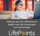 Gratis cadeaubonnen en geld verdienen bij Lifepoints