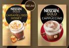 Gratis samples Nescafé Gold