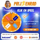 Draai en win voor €200 gratis winkelen