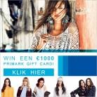 Win €1000 shoptegoed bij Primark!