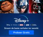 Een week lang gratis Disney+ kijken (onbeperkt films en series)