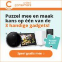 Puzzel & Win: een robotstofzuiger, videodeurbel of Smart Display