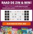 Vier gratis kinderboeken (twv €14,95) + kans op 48(!) boekjes