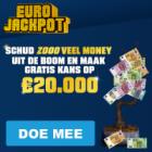 Schud aan de geldboom en win tot €20.000