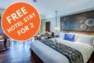 Schrijf je in en maak kans op gratis overnachting Singapore