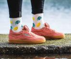 Probeer gratis uniek paar sokken (twv €8,50)