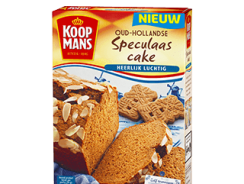 Test gratis Oud-Hollandse Speculaascake