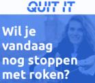 Gratis hulp bij stoppen met roken